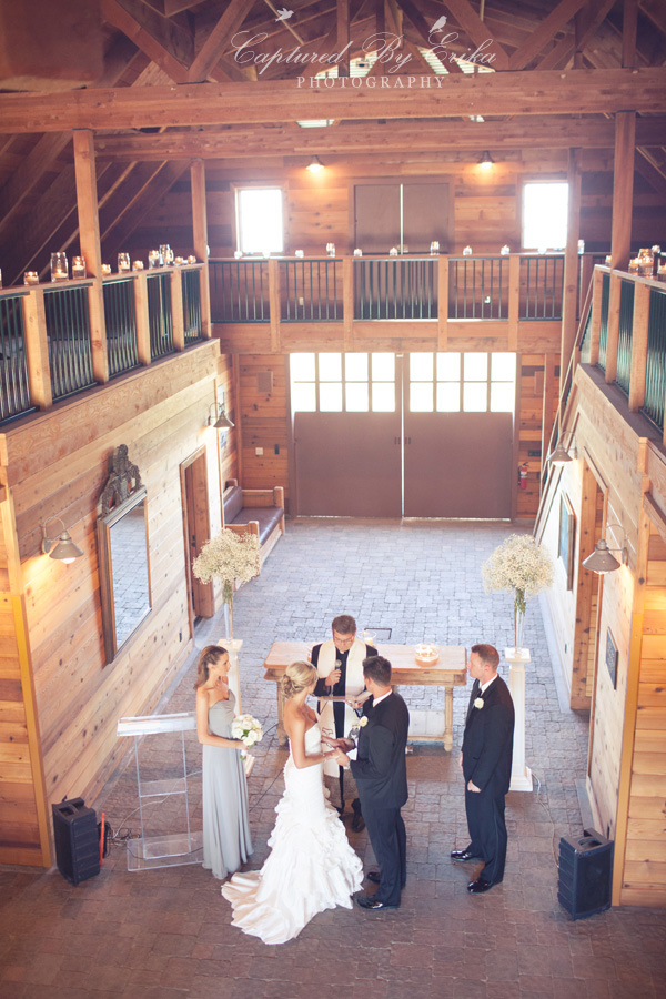 Barn Wedding Locations